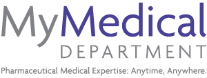 Mymedical Department Logo